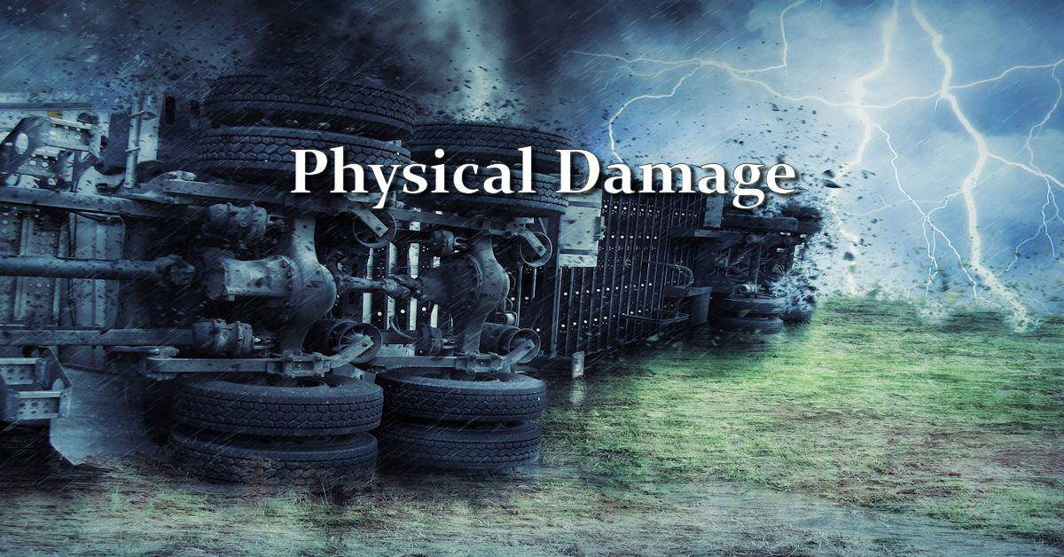 Physical Damage Commercial Truck Insurance Florida
