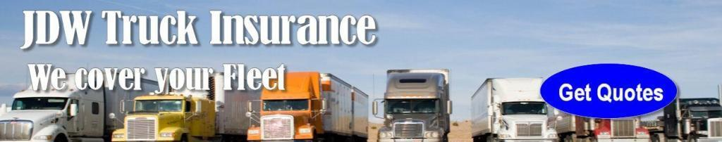 Top Rated Commecial Truck Fleet Insurance Companies