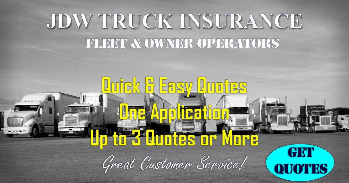 how much is insurance for truckers