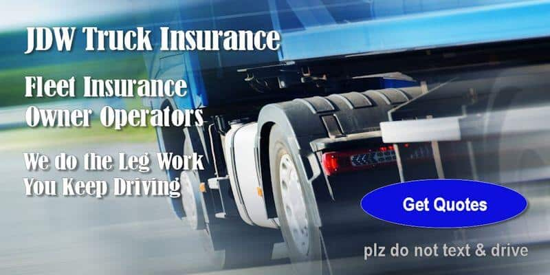 Top Commercial Truck Insurance Companies Florida
