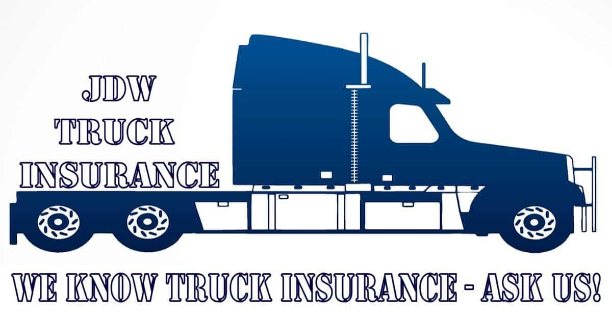 Owner Operators Truck Insurance Long Haul Truckers