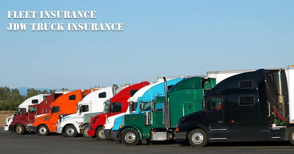 fleet insurance large fleet insurance small fleet insurance